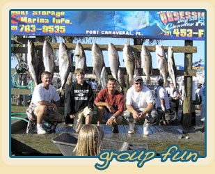 port Canaveral deep sea fishing & Cape Canaveral Offshore Fishing Fun