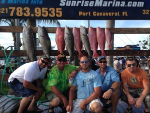 red-snapper-grouper-port-canaveral