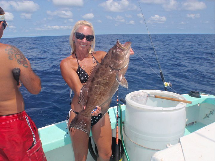Grouper Fishing Tips Port Canaveral