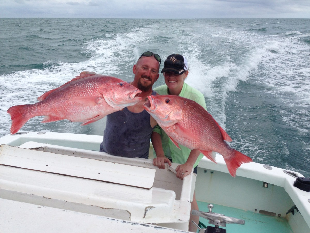 Snapper fishing tips port canaveral cocoa beach for Red snapper fishing