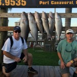 Port Canaveral Fishing trip report 12/28/15