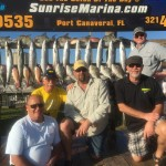 Port Canaveral Fishing Report March 2016