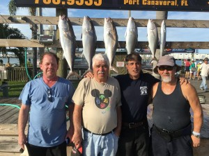 Fishing in port canaveral & cocoa beach, FL FishRelentless
