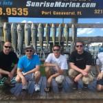 Port Canaveral-trip report 4/23/16