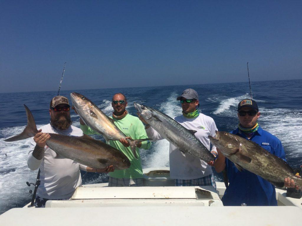 fishrelentless charter fishing Port Canaveral & Cocoa Beach, FL