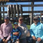 Charter fishing near Cocoa Beach trip report 5/8/16