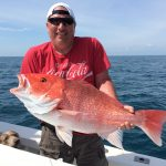 Port Canaveral Offshore Fishing Charter monthly report- August 2016